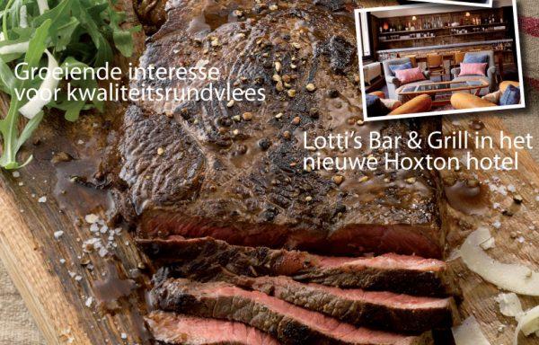 Horecavakblad Gastronomie Juni 2016