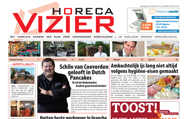 Horecavizier November 2016