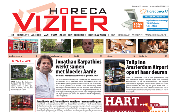 Horecavizier December 2016