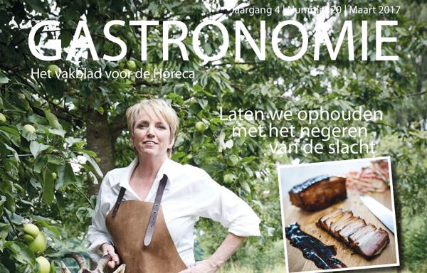 Horecavakblad Gastronomie Maart 2017