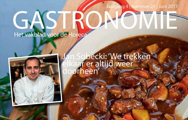 Horecavakblad Gastronomie Juni 2017